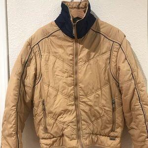 Rare Vintage White Stag Tan Jacket